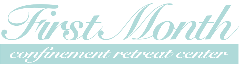 First Month Confinement Retreat Center (logo)
